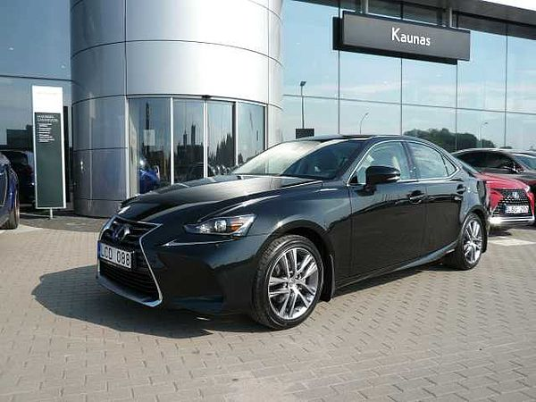Lexus IS300H EXECUTIVE+SMART ENTRY+CAMERA+LEATHER+POWER SEATS 2.5 HV