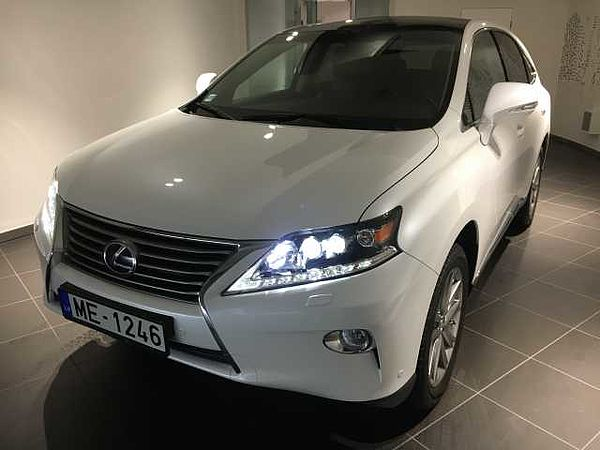 Lexus RX450h EXECUTIVE+HEAD UP DISPLAY+PANORAMIC ROOF 3.5l petrol hybrid
